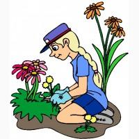 Садовый работник