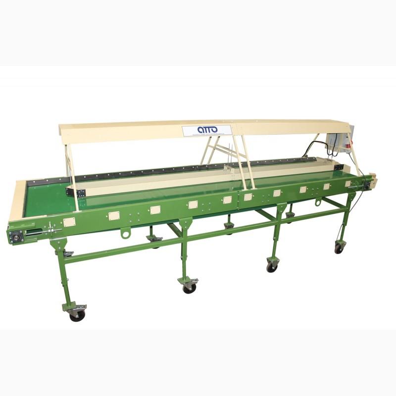 Ленточный инспекционный конвейер ролики для транспортеров в спб