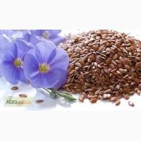 Лен семена