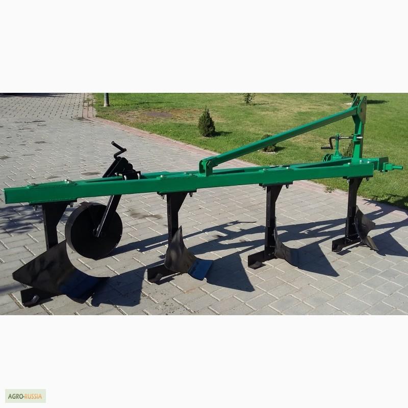 Плуг для трактора навесной ПЛН 8-35У - купить по заводской.