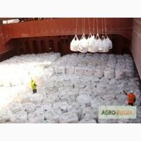 Перевалка минеральных удобрений в биг-бэгах и мешках на экспорт через порт Туапсе