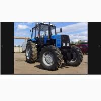Капитальный ремонт тракторов МТЗ-1221