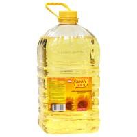 Масло подсолнечника для фритюра Sunny Gold