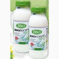 Биойогурт со спирулиной 2, 5%