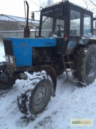 Трактор Беларус-82.1 с малой кабиной - Купить в Москве по.
