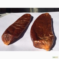 Вяленая икра трески(колбаски)