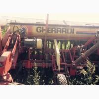 Продам сеялку GHERARDI G240 Страна-производитель Аргентина Фирма-производитель Gherardi