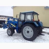 Капитальное восстановление тракторов МТЗ-80/82