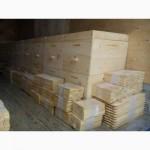 Новые улья из сибирской древесины для пасек