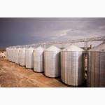 Силос для хранения зерна, от 29$/тн
