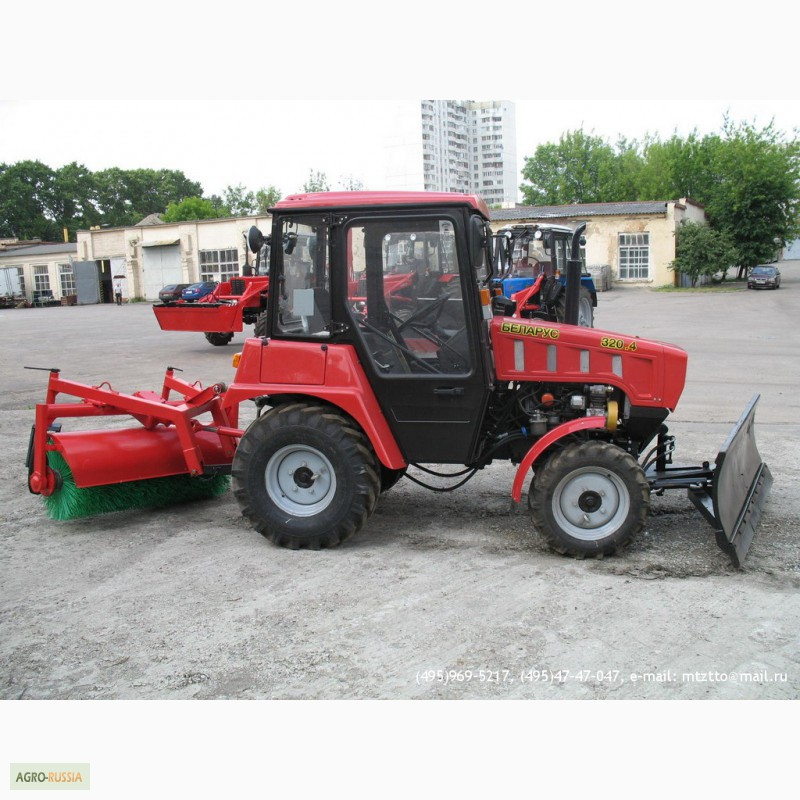 Трактор МТЗ-320 в Москве - сравнить цены или купить на.