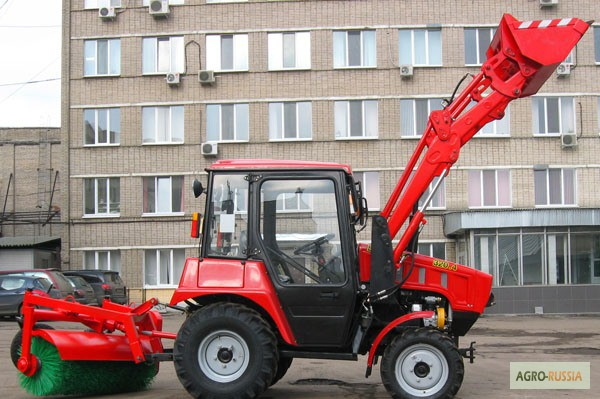 Минский тракторный завод