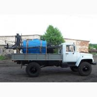 Продается монтируемый малообъёмный опрыскиватель фирмы ЗАРЯ на Газ 33081 или Газ 66