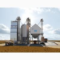 Монтаж и обслуживание зерносушильного комплекса