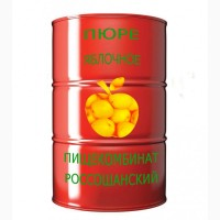 Пюре яблочное от производителя. Асептика
