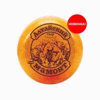Сыр Алтайский мамонт 50%