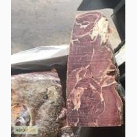 Блочная говядина односорт крупным оптом