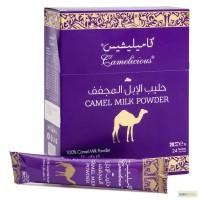 Cухое верблюжье молоко в стиках в коробке 480 гр (24 х 20 гр)