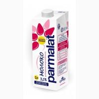 Молоко Пармалат 3.5% оптом