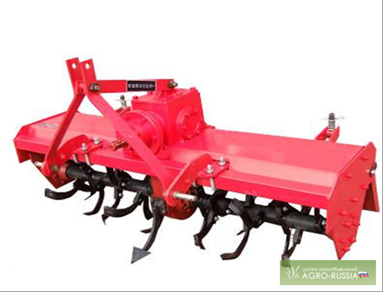 Почвофреза роторная - ваш трактор