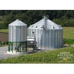 Зернохранилища (силоса) для зерна с конусным дном - Sukup