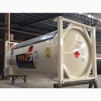 Танк-контейнер T50 новый 24, 7 м3 для СУГ