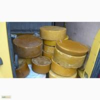 Продам воск пасечный желтый от 500 кг по 340 руб, мед акация, липа, сафлор, подсолнечный