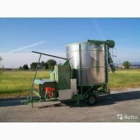 Зерносушилка Agrimec AS600 в наличии