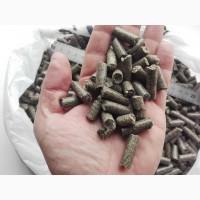 Шрот подсолнечника гранулированный 30-34