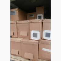 Гофротара для перевозки пчелопакетов