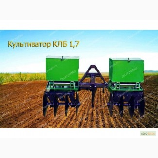 Культиватор лесной КЛБ-1, 7 бороздной (МТЗ-80, МТЗ-82, ТДТ-55, ЛХТ-55) - от производителя