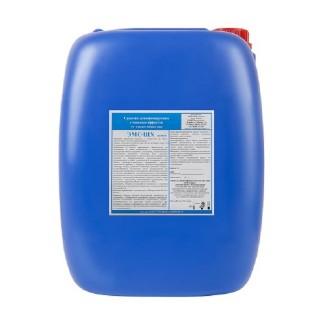 ЭМС-ЩХ(П) - Щелочное моюще-обезжиривающее средство с активными гипохлорит-ионами