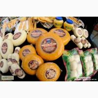 ООО Сантарин, продаёт сыры твёрдых сортов, Адыгеи и Белорусии