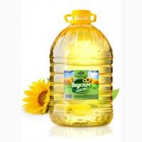 Подсолнечное масло от производителя