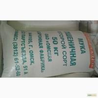 Мука из твердых сортов пшеницы (ДУРУМ) второй сорт