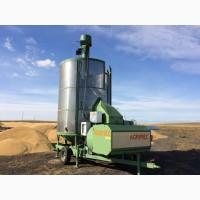 Аренда зерносушилки для подсолнечника, кукурузы, нут, соя
