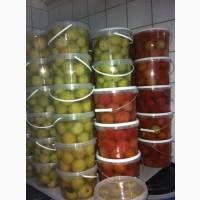 Производство овощных солений