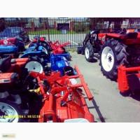 Ремонт японских мини тракторов