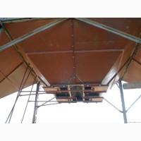 Замена пирамиды бункера ЗАВ-20, ЗАВ-40