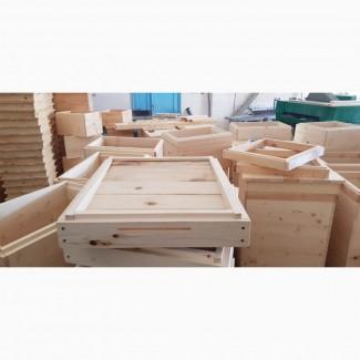 Ульи для пчел в разобранном виде с дешевой доставкой по России