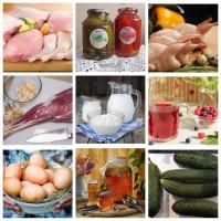 Продукты сельскохозяйственные с мини-фермы