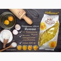 Яичные макароны и яичная лапша