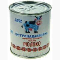 Цельное молоко сгущенное с сахаром 8, 5%, ГОСТ 31688-12