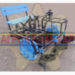 Продам 2-рядную картофелесажалку для пророщенного картофеля КСТ-2ПК на трактор минитрактор
