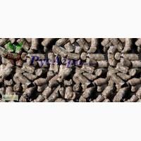Шрот подсолнечный 32 - 33% гранула крупка