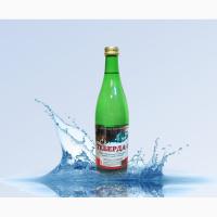 Минеральная лечебно-столовая вода ТЕБЕРДА только ОПТ