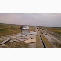 Турбодефлектор - вентиляция без электричества