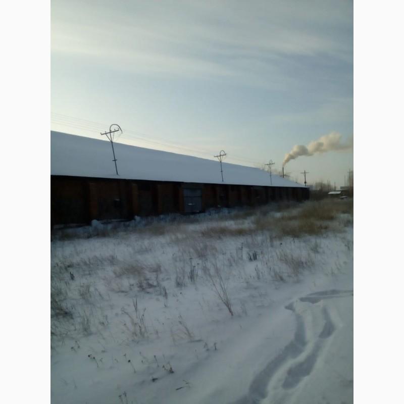 Фото 3. Зерносушилки зерносклады гаражи вспомогателные здания