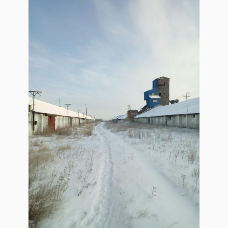 Фото 4. Зерносушилки зерносклады гаражи вспомогателные здания