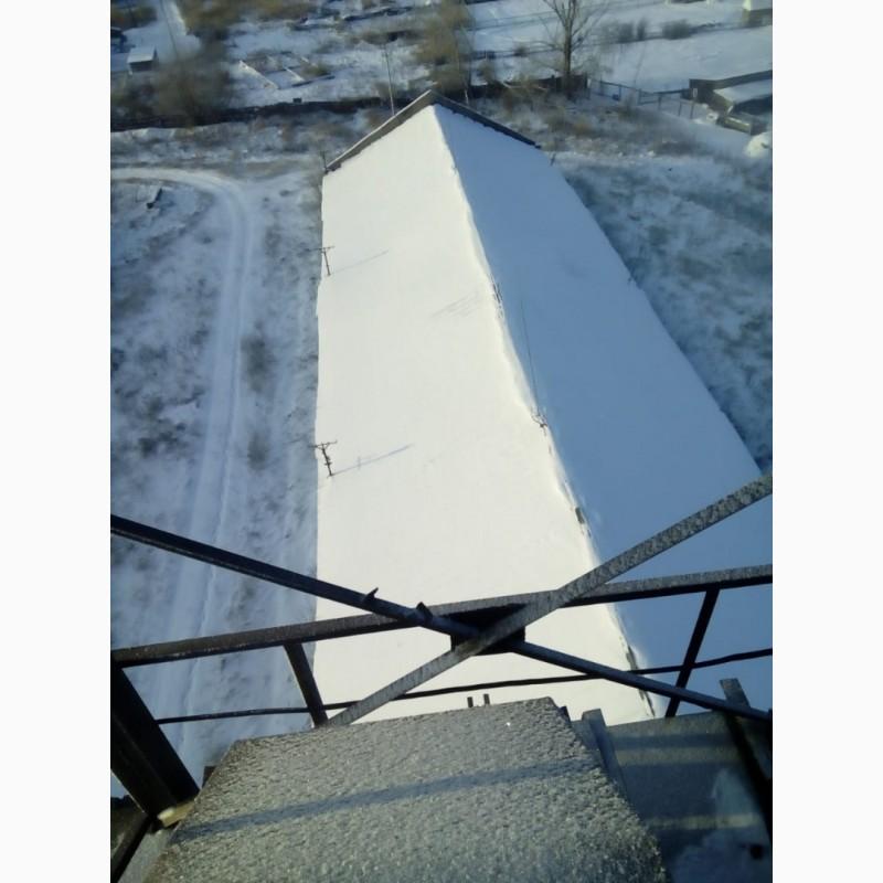 Фото 7. Зерносушилки зерносклады гаражи вспомогателные здания